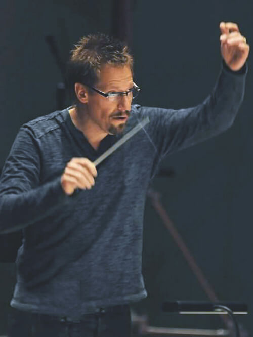 Bryan E. Miller Founder of Sensory Overload Music, Composer